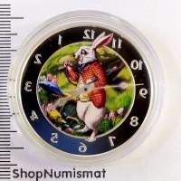 2 доллара 2011 Белый Кролик, Питкэрн, Proof (UNC) [133]